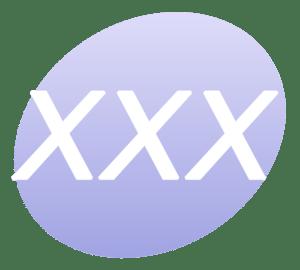 The XXX P icon
