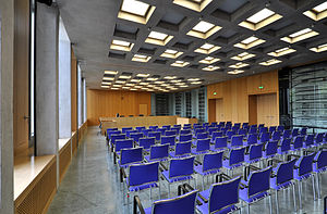 Deutsch: Bundesarbeitsgericht Erfurt Großer Si...