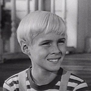 English: Screenshot of Jay North from a 1961 p...