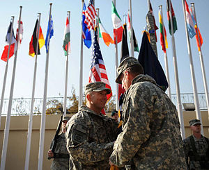 Flickr - The U.S. Army - New NATO command acti...