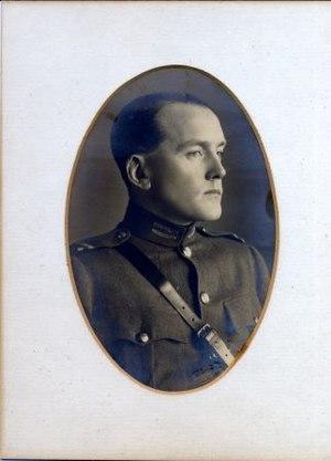 Photograph of Irish Republican Army Adjutant G...