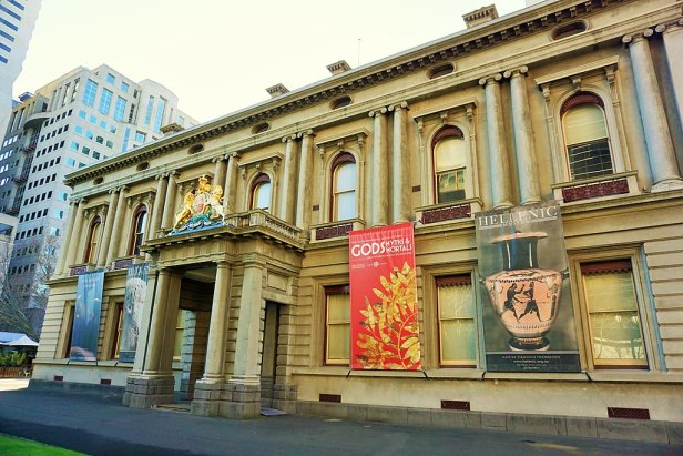 Hellenic Museum, Melbourne - Joy of Museums - External