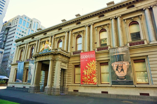 Hellenic Museum, Melbourne - Joy of Museums - External