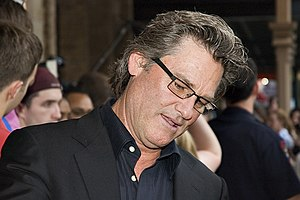 Actor Kurt Russell at the premiere of Grindhou...