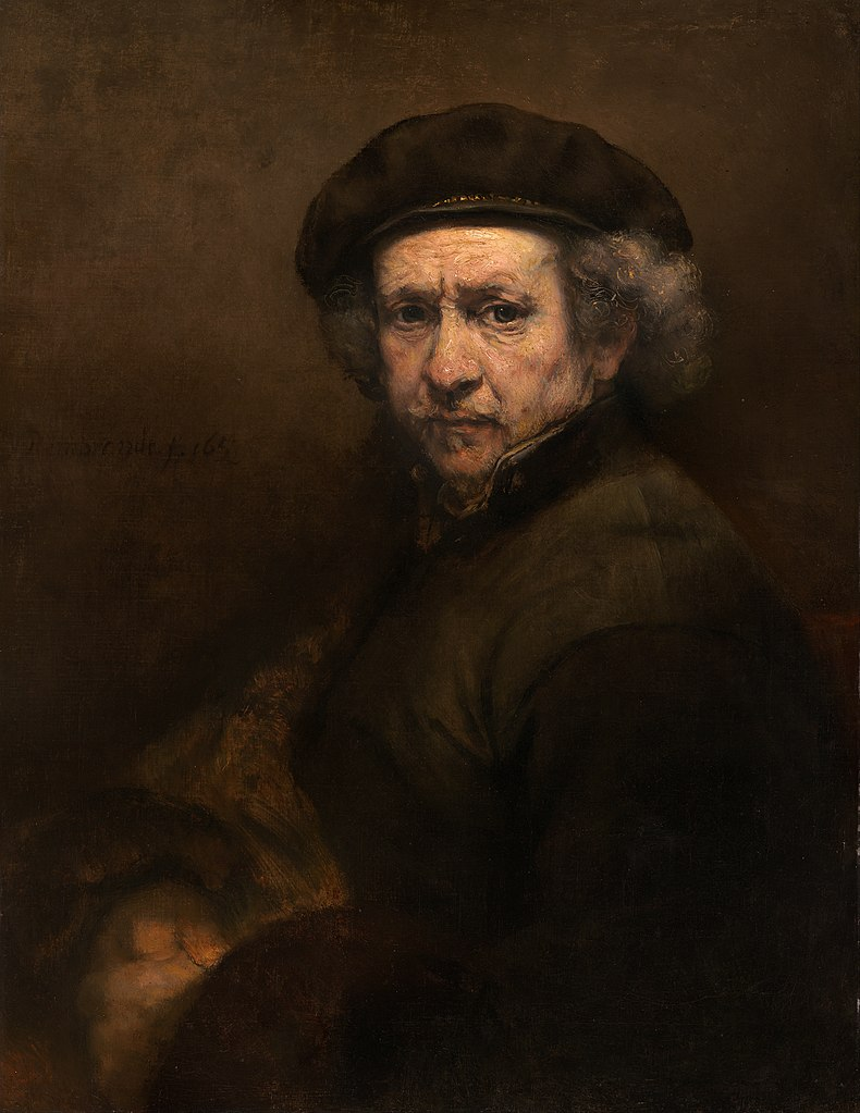 Portrait Painting Lighting