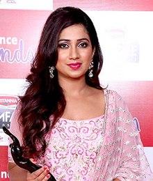 IIFA Award For Best Female Playback Singer Wikipedia