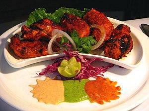 Tandoori Chicken, Mumbai