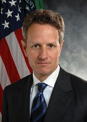 Deutsch: Offizielles porträt des US-Finanzmini...