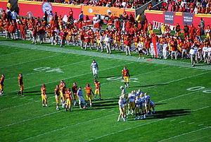Football: UCLA vs. USC.