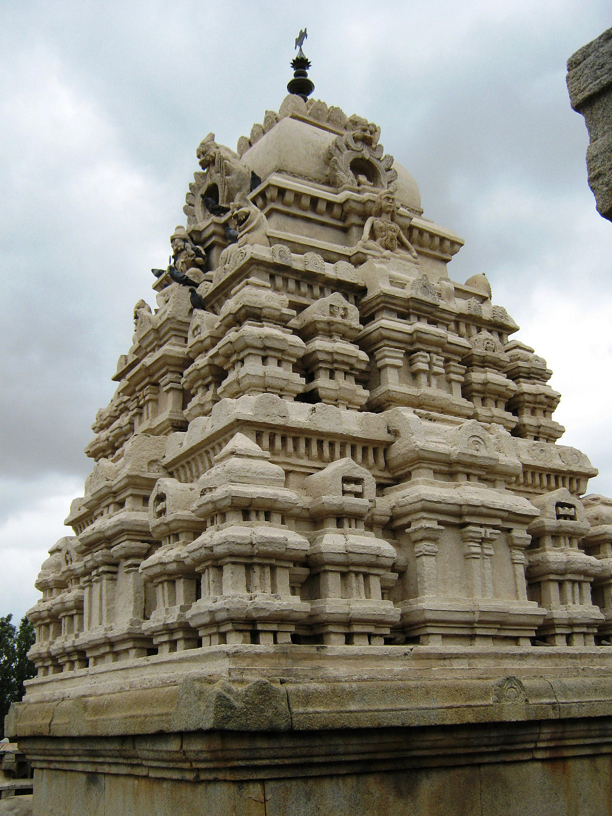 Veerabhadra Temple Lepakshi Wikipedia