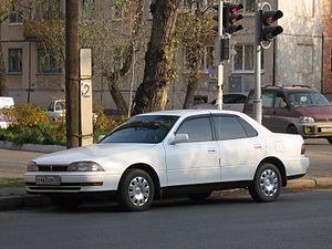 1990–1992 Toyota Camry (Japan)