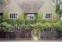 Casa de Tolkien, na Nothmoor Road 20, Oxford. Lugar onde escreveu O Hobbit e O Senhor dos Anéis