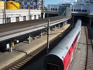 ÖBB-Bahnhof Spittelau