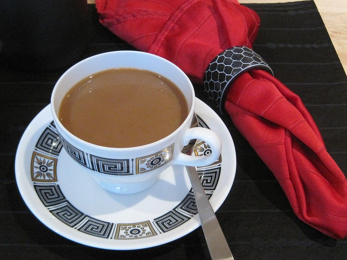 white coffee wikipedia