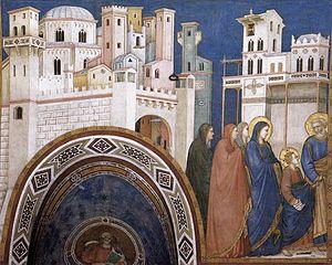 Return of Christ to Jerusalem