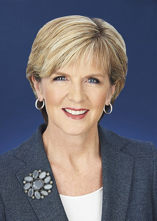 Portrait of Julie Bishop