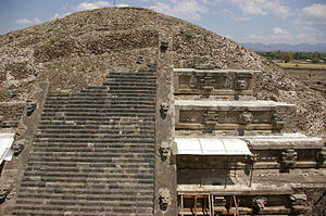 Teotihuacan - Temple of the Feathered Serpent ...