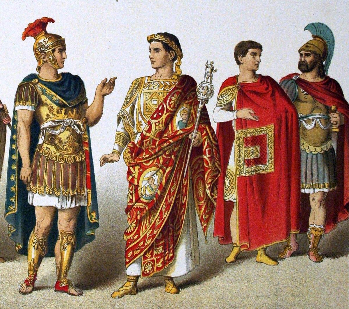 Clase Social En La Antigua Roma