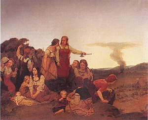 Blenda by August Malmström (1829-1901)
