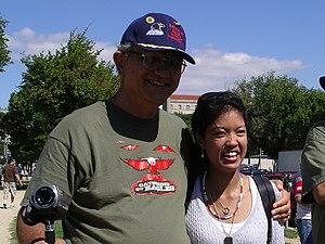 Michelle Malkin (right)