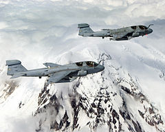 EA-6B Prowlers over Mount Rainier.jpg
