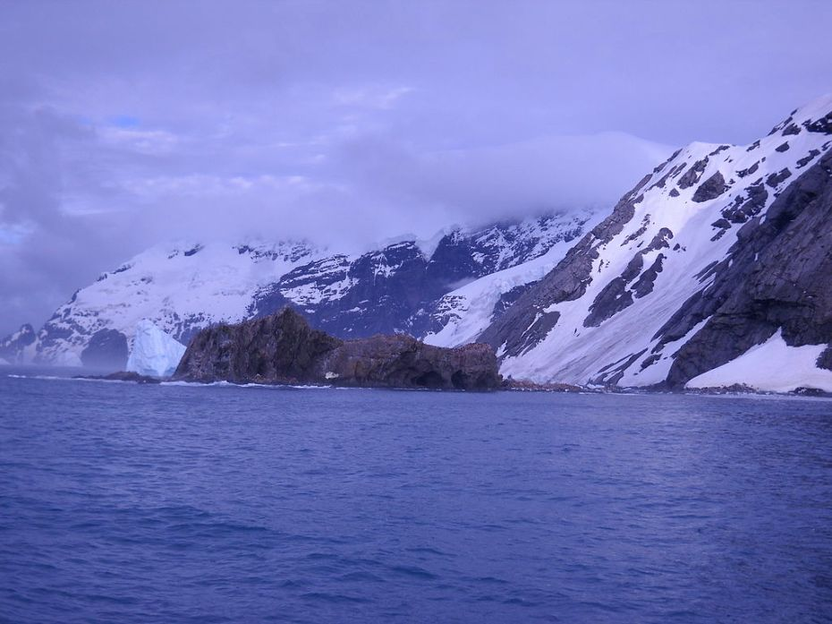 Elephant Island From water