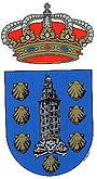 Brasão de La Coruña