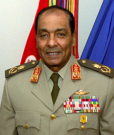 Field Marshal Muhammed Hussein Tantawi