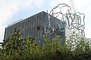 Ben Pimlott Building at Goldsmiths, University...