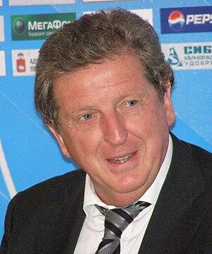 Roy Hodgson as a head coach of Fulham F.C. Рус...
