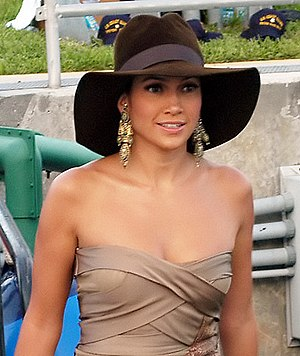 Jennifer Lopez at ISC Miami.(Photo credit: Wikipedia)