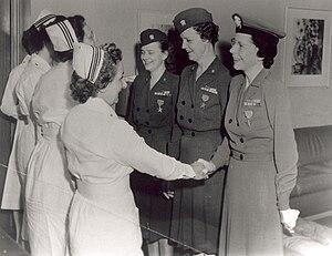 English: Lieutenant Commander Laura Cobb, USN ...