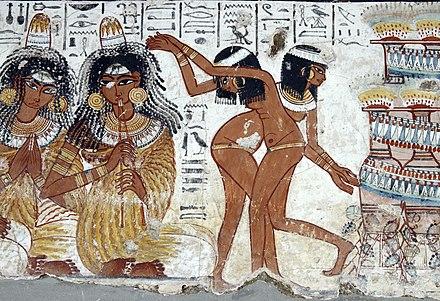 Malerei Der Alten Agypter Steinaura At