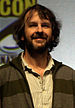 English: Peter Jackson promoting the 2009 film...