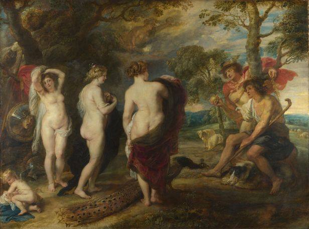 Peter Paul Rubens - The Judgement of Paris