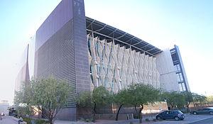 Phoenix Library - Burton Barr Central Library