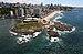 Português do Brasil: Imagem aérea do Farol da ...