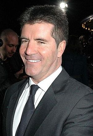 English: Simon Cowell at the National Televisi...