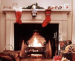 Yule Log TV Program Wikipedia