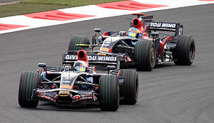 Formula One 2008 Rd.16 Japanese GP: Scuderia T...