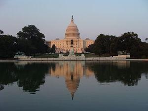 English: U.S. Capitol building