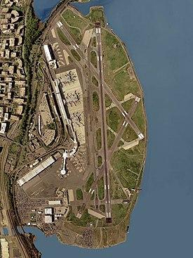 Aeropuerto Nacional Ronald Reagan De Washington