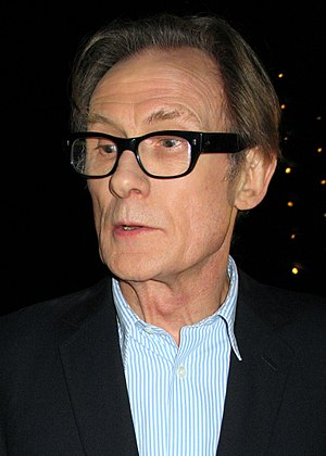 Deutsch: Bill Nighy bei der Valkyrie-Premiere ...