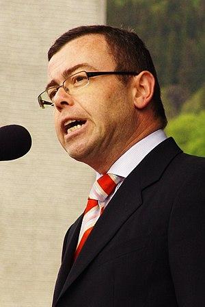 Byråd for finans, næring og kultur, Henning Wa...