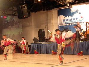 Huancavelica, baile regional