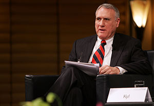 47th Munich Security Conference 2011: Jon Kyl,...