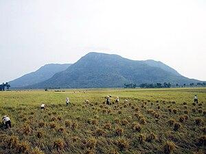 Mount Cấm, Tịnh Biên county, An Giang province...