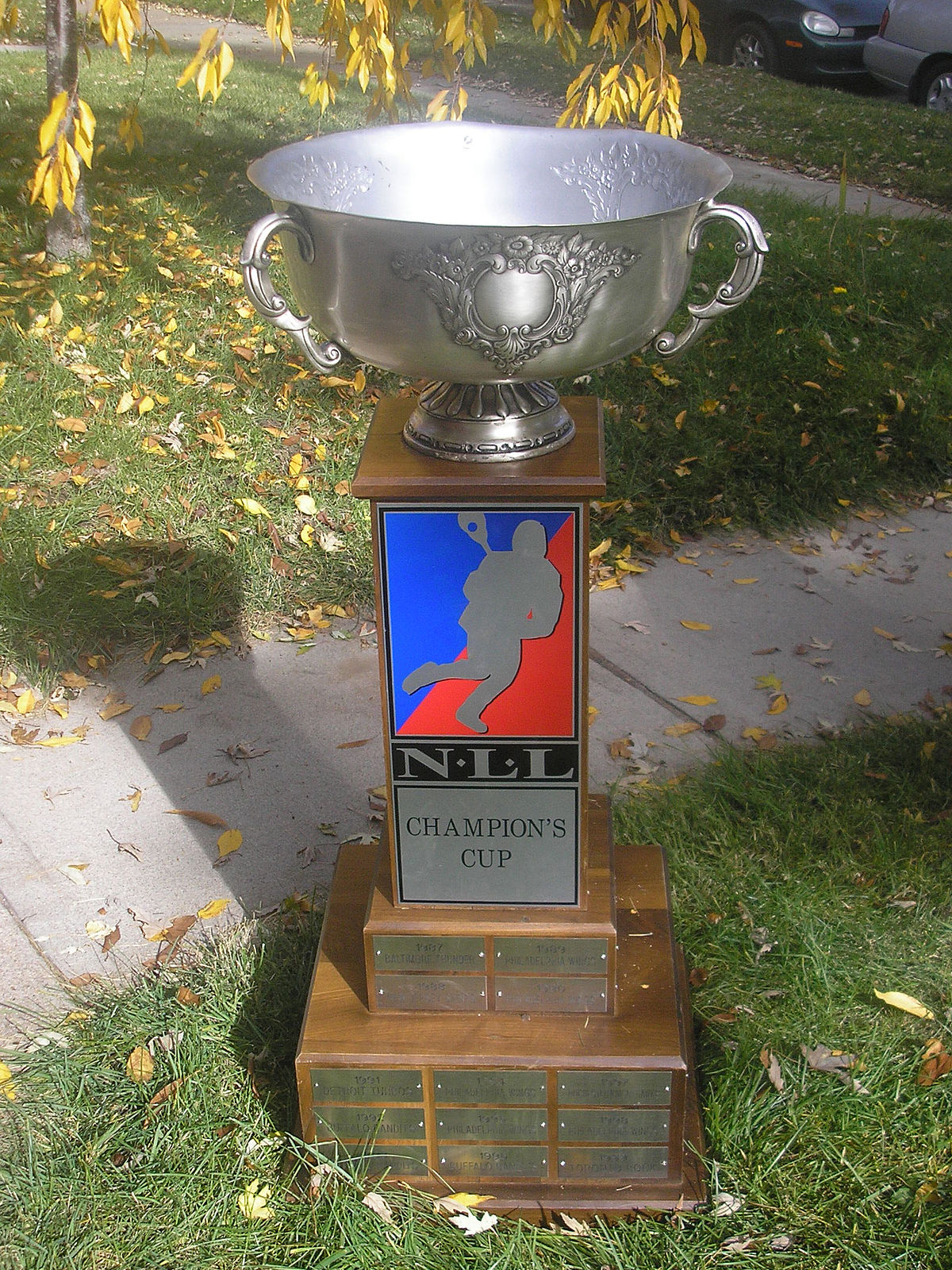 National Lacrosse League Cup Wikipedia