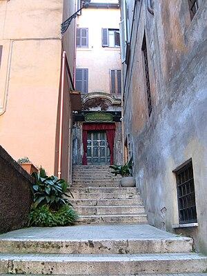 Italiano: Chiesa sconsacrata dei Santi Simone ...