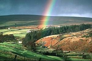 English: Pot of Gold in Arkengarthdale We had ...